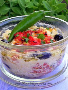 Къкрещо гърненце: Гювечета със сирене Bulgarian Recipes, Bulgarian Food, Healthy Life, Tasty, Fish, Cooking, Breakfast, Desserts, Carne