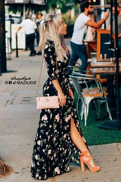 Meet Me There Black Multi Floral Print Wrap Maxi Dress - . - Meet Me There Black Multi Floral Print Wrap Maxi Dress – Source by - Navy Floral Maxi Dress, Floral Dress Outfits, Maxi Wrap Dress, Casual Dresses, Dress Up, Dress Black, Dresses Dresses, Black Maxi Dress Outfit Ideas, Long Floral Dresses