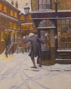 A Christmas Carol - Bah! Humbug by Christian Birmingham