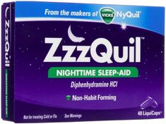 Zzzquil Nighttime Sleep-Aid FREE At Walgreens!