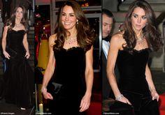 Kate-Sun-Military-Awards-December-2011-Black-Velvet-McQueen-Dress-Mouawad-Jewelry-Polaris-Splash-Splash-