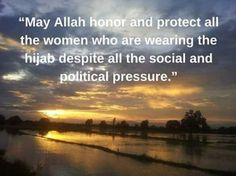 quotes on hijab with image in english