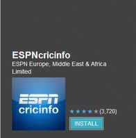 Watch IPL 5 T20 for 2012 live scores card on Mobile.