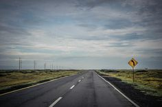 Turn Left - Oscar Navarro #Road #Photography #Togs #Venezuela