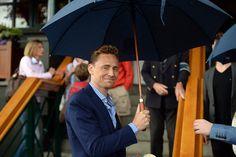 Tom Hiddleston. #Wimbledon2015 Via Torrilla.