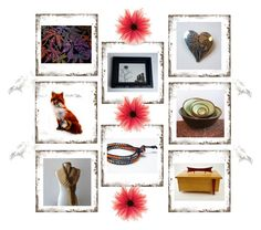 """""""Gift collage"""" by keepsakedesignbycmm ❤ liked on Polyvore featuring Artista, art, accessories and homedecor"""