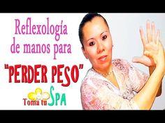 """""""REFLEXOLOGÍA DE MANOS"""" PARA PERDER PESO/REFLEXOLOGY FOR WEIGHT LOSS"""