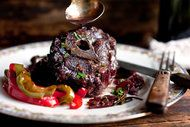Lamb Necks Braised in Wine With Peppers - Recipe - NYTimes.com