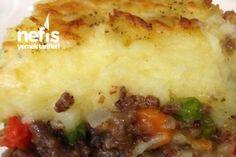 Shepherds Pie Çoban Pastası Tarifi...<3 Deniz <3