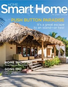 In this issue of Home Smart Home enjoy a peek into other people's lives from all over the globe. You'll read how home automation technology is making its way to a pocket (or two) of paradise to ensure island dwellers always stay stress-free. You may also learn a tip or two from an NFL'er on how to keep games front-and-center, even when you're off the field, and downstairs in the basement. #control4 #homesmarthome