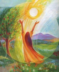 Pagan Art, Prophetic Art, Goddess Art, Visionary Art, Deviant Art, Sacred Art, Psychedelic Art, Christian Art, Native American Art