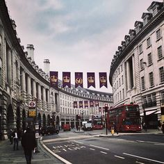 Regent Street in London, Greater London