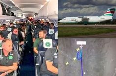 nice Plane Crashes In Colombia With 81 Onboard, Including Brazil Footballers http://Newafghanpress.com/?p=19994 brazlian-footbal