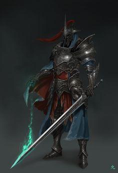 ArtStation - Guardian of forgotten kingdom, Yunchan Choi