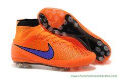 separation shoes 55c25 4d06b Nike Magista Obra AG Laranja ACC Masculino onde comprar chuteiras