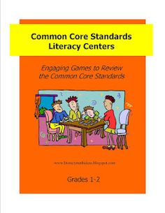 Common Core learning centers.  Click on the image.