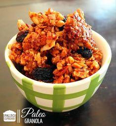 PALEO GRANOLA Recipe on Yummly. @yummly #recipe