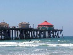Huntington Beach California.....The Pier!!!