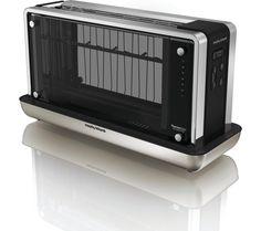 MORPHY RICHARDS Redefine 228000 2-Slice Toaster - Glass