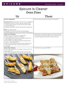 At-home wedges with full restaurant flavour! Ball Canning Recipe, Canning Recipes, Baked Potato Wedges Oven, Oven Baked, Epicure Recipes, Oven Cleaning, Recipe Boards, Coconut Curry, 100 Calories