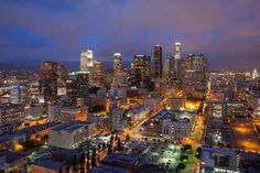 Downtown Los Angeles. - Brian Hawkins/Flickr/CC BY-NC 2.0