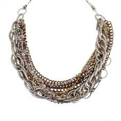 Rings Eclectic Necklace - Neck1309