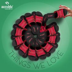 Why not start December with the things we love? Buy now. #ThingsWeLove #Aeroblu