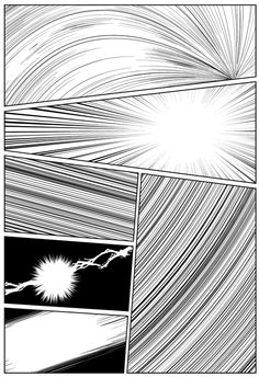 comic speed lines - Google 搜尋