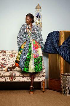 Collection printemps-été de #DURU #OLOWU lors de la #Fashion #Week de #Londres sur le Blog ci-dessous: http://fashionblogofmedoki.blogspot.be/