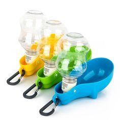 Outdoor Portable Dog Watering Supplies