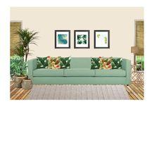 Senza titolo #272 by oh-ba on Polyvore featuring interior, interiors, interior design, Casa, home decor, interior decorating, CB2, Nearly Natural, Murmur and Grandin Road