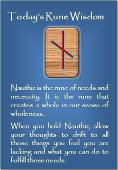 Wicca Runes, Norse Runes, Elder Futhark Runes, Viking Runes, Rune Divination, Rune Symbols, Symbols And Meanings, Viking Symbols, Mayan Symbols