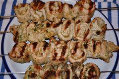 Fabulous Grilled Chicken Spiedini Recipe - Genius Kitchensparklesparkle