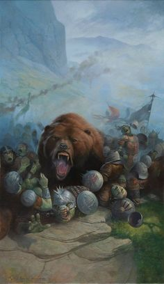 Paul Raymond Gregory - Beorn