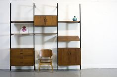 George Nelson Wall Unit - so sleek and simple