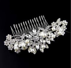 Shimmering Handmade Crystal Rhinestones Bridal Hair Combs Hairpin Wedding Fashion Hair Jewelry Bridal Headwear Hair Accessories Baby Girl Hair Accessories Bridal Bracelets From Cutebrides, $11.1| Dhgate.Com