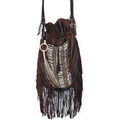 Dreamcatcher Boho Hippi Tassel Bag