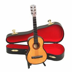 >> Click to Buy << 1/6 BJD Doll props mini guitar wooden musical instrument #Affiliate