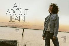 Elle France - All About Jean