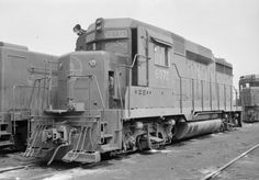 Baltimore & Ohio EMD 6972 at Jersey City, New Jersey, August, Photographer: R. Jersey City, New Jersey, Baltimore And Ohio Railroad, Locomotive, Places To Go, America, Trains, Digital, Diesel