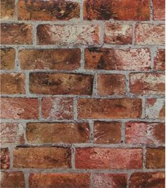 York Wallcoverings Modern Rustic ft Copper Paper Brick Unpasted Paste the Paper Wallpaper at Lowe's. A masonry brick wall is an architectural staple. Known for durability, beauty and warm texture, brick is an American classic. Receive the benefit of both