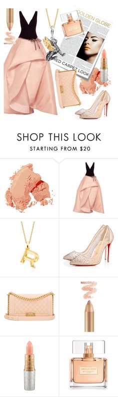 """tenderness"" by ledile on Polyvore featuring мода, Bobbi Brown Cosmetics, Post-It, Monique Lhuillier, Monica Vinader, Christian Louboutin, Chanel, Mariah Carey, Givenchy и dream"