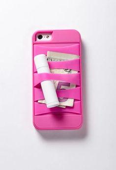Triple C iPhone 5/5S Strap Case 2