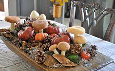 Decoratie met dennenappels! creëer een warme herfstuitstraling door te decoreren met natuurproducten! - Zelfmaak ideetjes