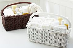 Prepare the Changing Table Essentials