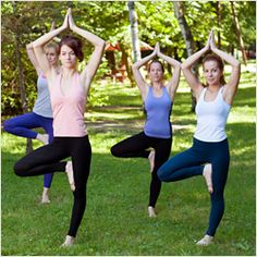 Yoga at SpaFinder Wellness