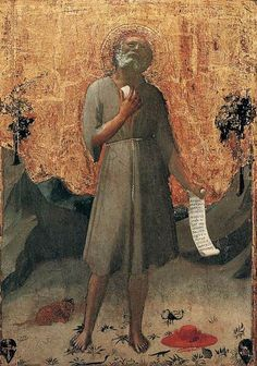 Fra Angelico, Penitent St. Jerome