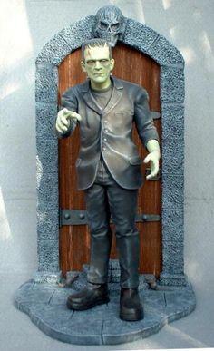 Frankenstein - Completed Horizon Model Kit