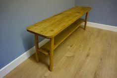 Oak Bench http://jgriffindesign.co.uk/