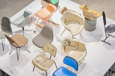 Marc Zehntner of Vitra Design Museum—Pamono Stories Alexander Girard, Frank Gehry, Charles Eames, George Nelson, Vitra Design Museum, Design Movements, Historical Artifacts, Eames Chairs, Tubular Steel